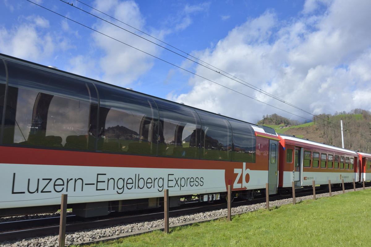 Engelberg And The Globi Express Regional Pass Berner Oberland